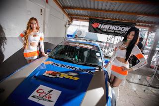 งานแข่งรถ Hankook Cup