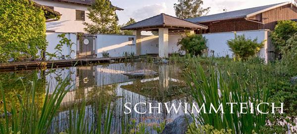 Schwimmteich München
