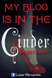 Cinder Paperback!