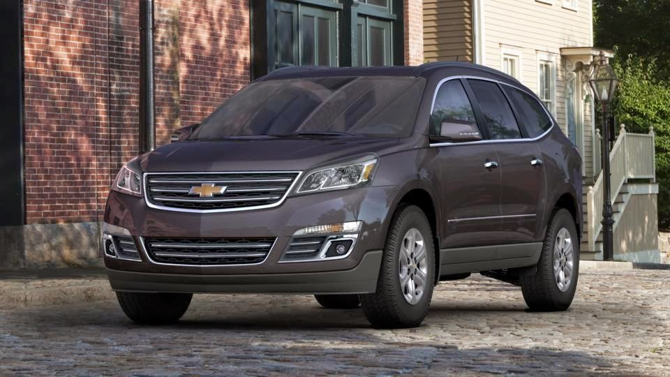 Chevy Traverse Makes 10 Best Family Cars List