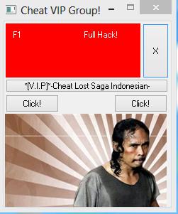 Cheat Lost Saga 20 Juni 2013 Work 100% Tested di Windows 7 64bit Work abiss