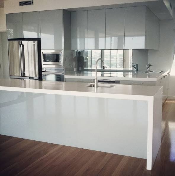 You think of this trend would you do a grey kitchen in your own home