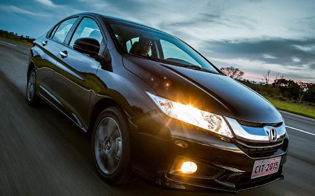 Novo Honda City 2015 - Preço