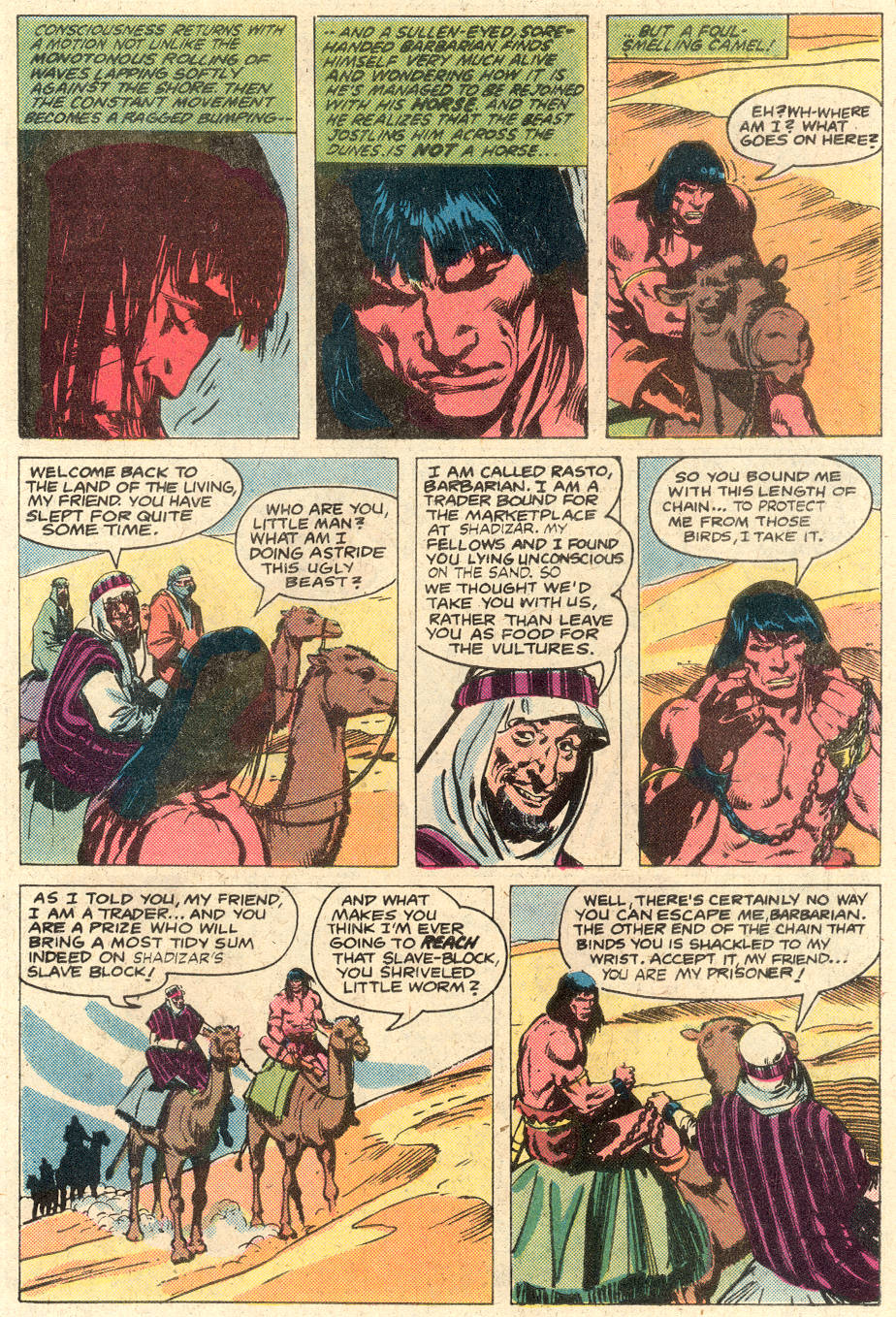 Conan the Barbarian (1970) Issue #116 #128 - English 5