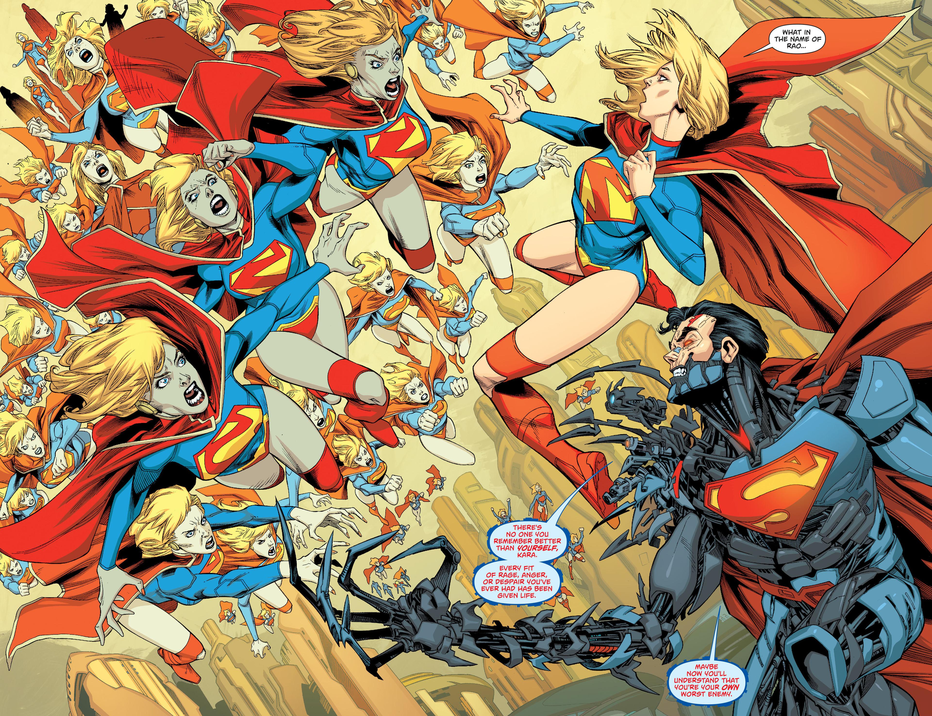 Supergirl (2011) Issue #22 #24 - English 15