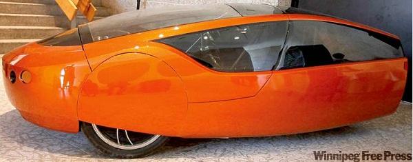Urbee - Kereta cetakan 3D pertama di dunia