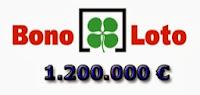 Sorteo 190 de la Bonoloto del miércoles 27/11/2013