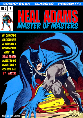 COMIC-BOOK CLASSICS PRESENTA #7