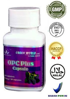 OPC Capsule Green World