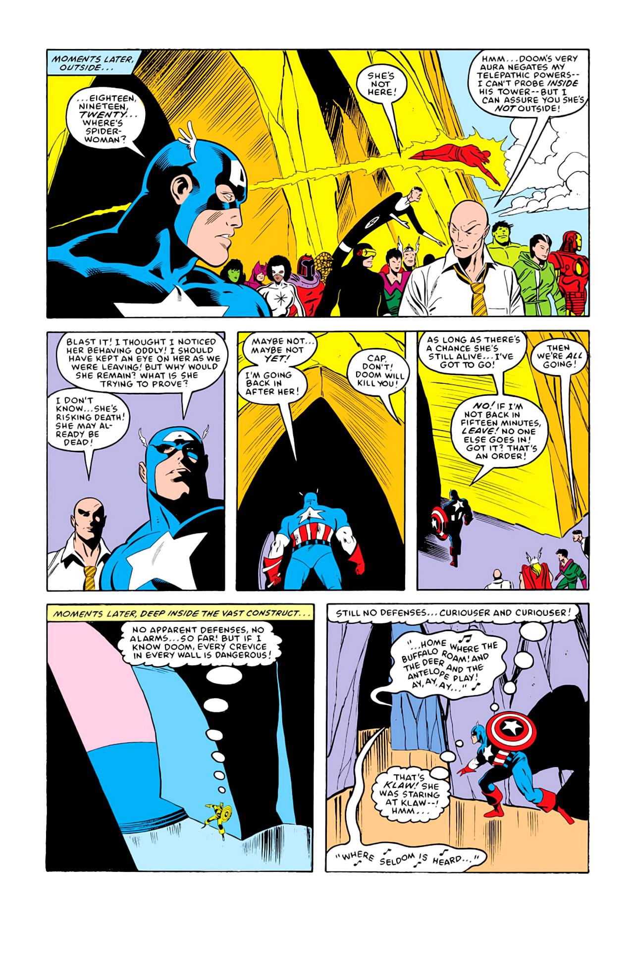 Captain America (1968) Issue #292l #219 - English 20