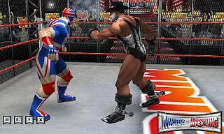 Joacă wrestling online