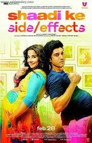 Vidyabalani@ Shaadi Ke Side Effects (2014) Hindi Full Movie Online