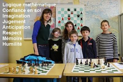 Les échecs, une école pour vos enfants - Photo Chess & Strategy