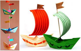ideas to make paper toys for baby