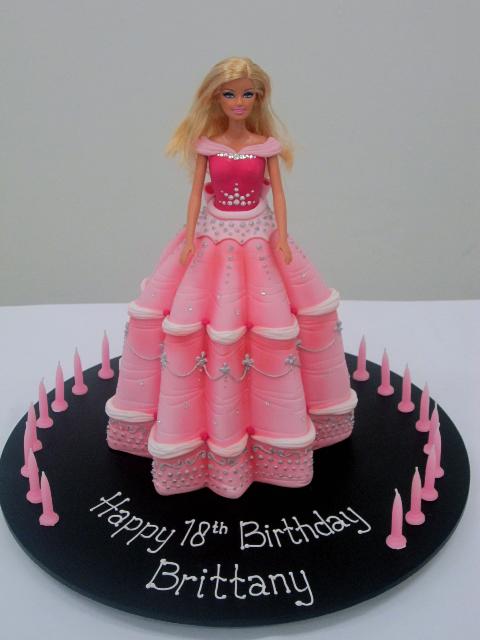 Handis Cakes Princess Cake