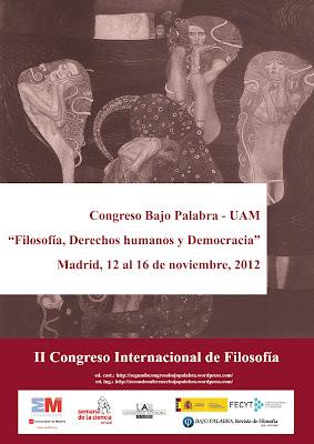 Congreso Bajo Palabra-UAM