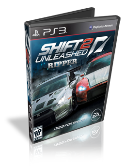 Download Need For Speed Shift 2 Unleashed PS3 DUPLEX Região Livre 2011