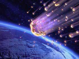 Meteoros que caíram do céu