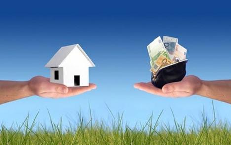 Nộp lệ phí trước bạn khi mua nhà