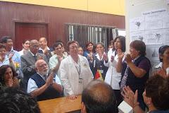 DRA. LUISA FANNI GUILLEN ZENDER, ASUME COMO NUEVA DIRECTORA EJECUTIVA DE LA DRS VES LPP