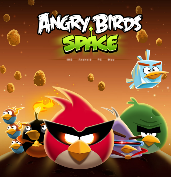 angry birds for iphone ipad