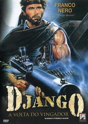Filme Django A Volta Do Vingador Dublado AVI DVDRip