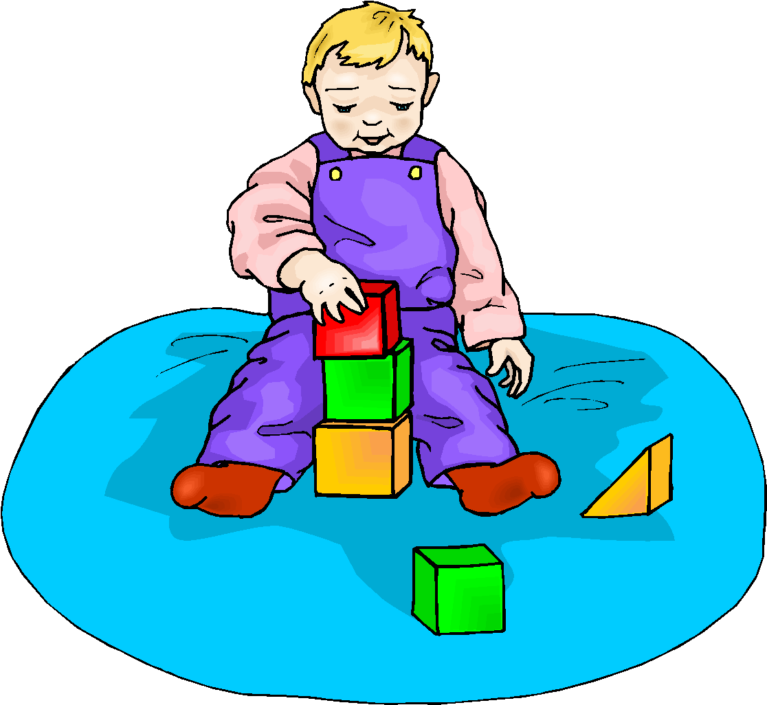 Clipart Baby Play