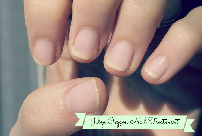 is Julep Oxygen Nail