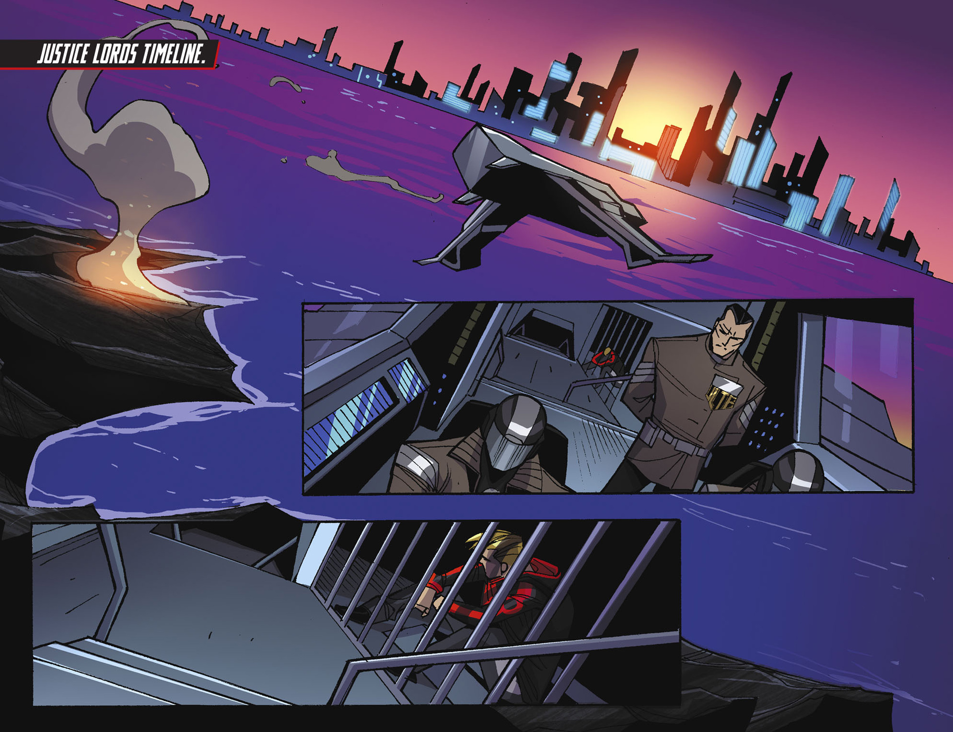 Batman Beyond 2.0 Issue #22 #22 - English 3