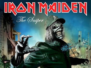 IRON MAIDEN - The Sniper