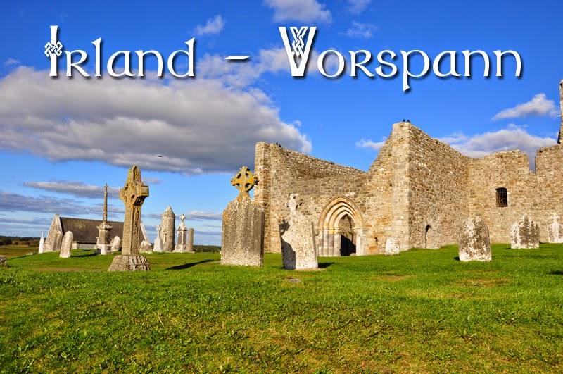Irland 2014 - Vorspann | Titelbild mit Clonmacnoise