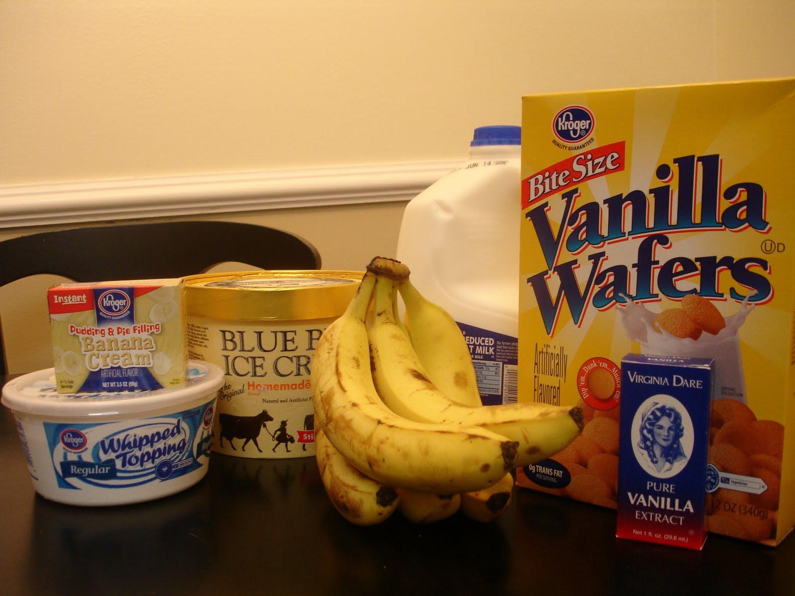 Don't Disturb This Groove: Banana Pudding Milkshake