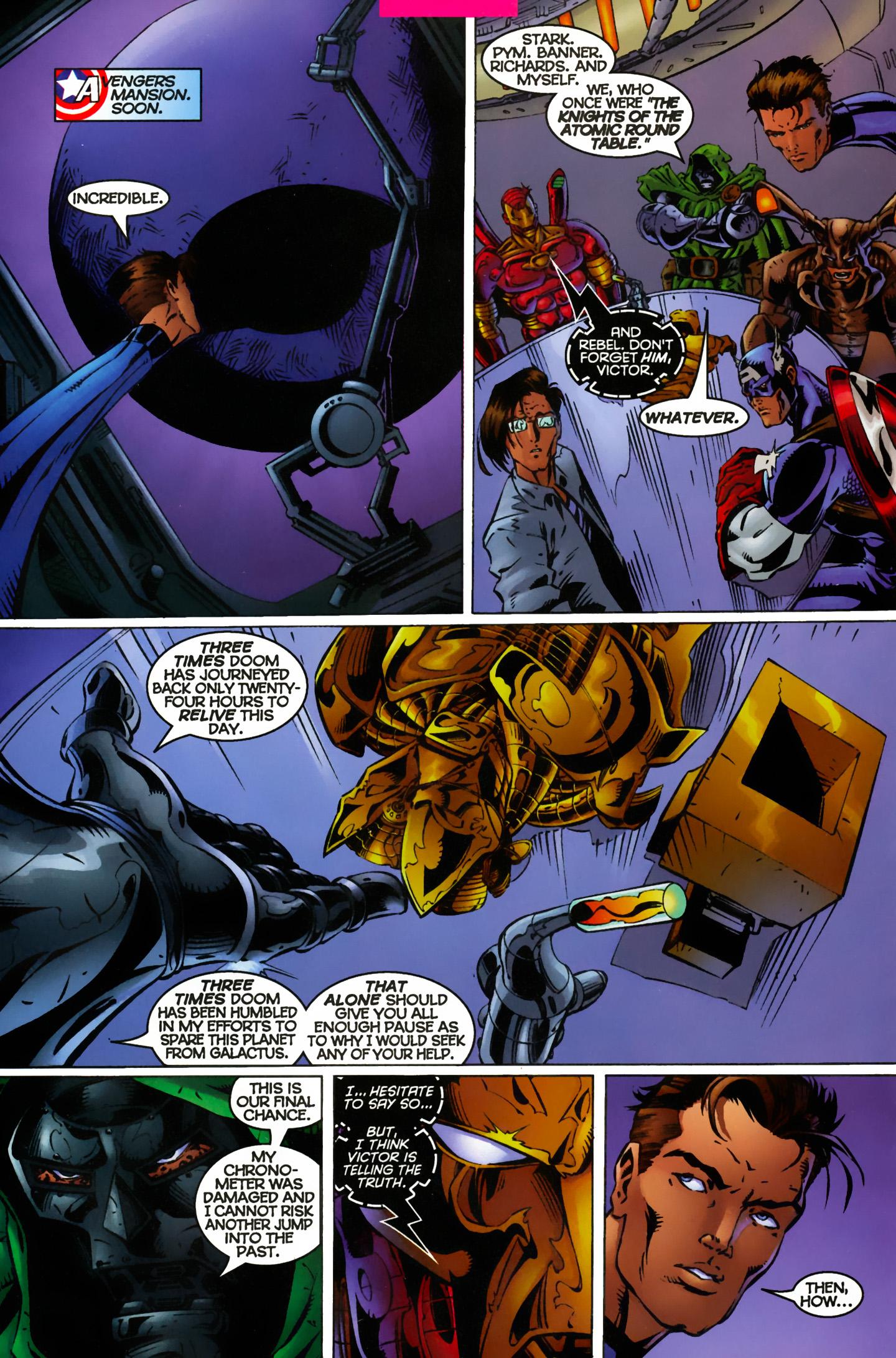 Captain America (1996) Issue #12 #15 - English 19