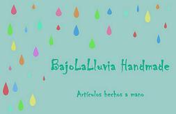 Bajo La Lluvia Handmade
