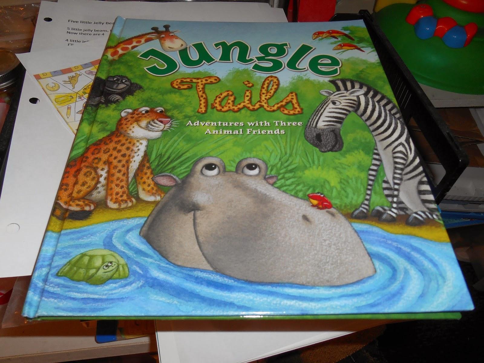 Preschool: Letter J, Joseph, jelly beans and Jack