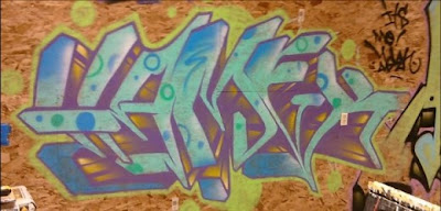 Tag Letters Graffiti