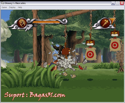 Game Disney Hercules 2