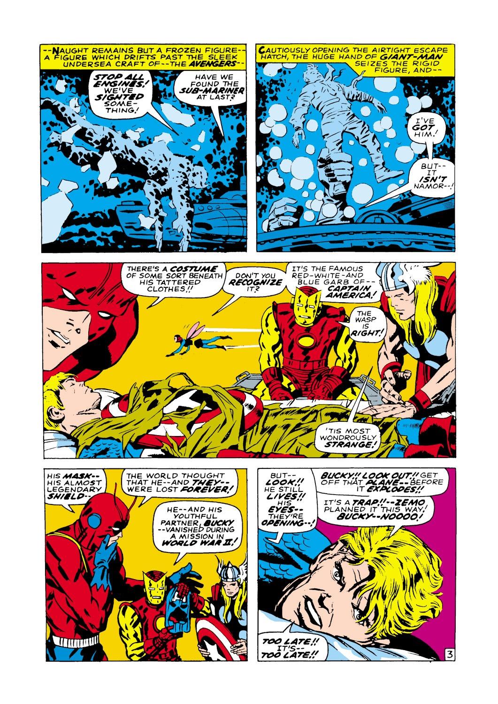 Captain America (1968) Issue #100 #14 - English 4