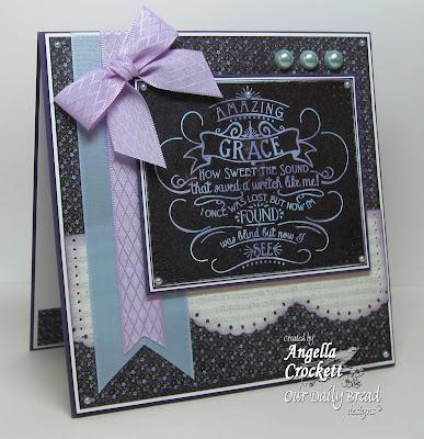 """ODBD """"Chalkboard - Amazing Grace"""""""