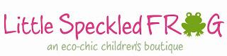 Little Speckled Frog Logo
