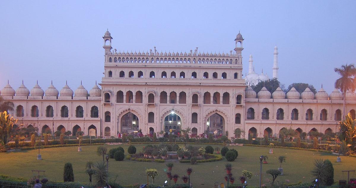 Bada Imambara, Imambargah, Bhulbhulayah