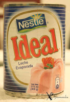 gourmandise leche evaporada ideal