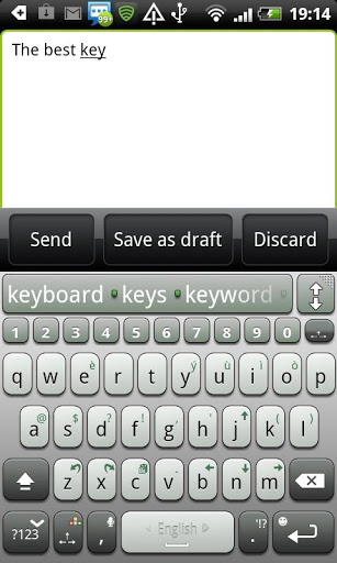 keyboard iphone android