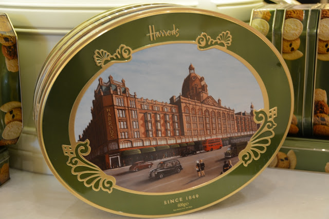 Harrods KLCC cookies