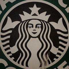 GEP: Starbucks (Detail), Michael Hanscom (Flickr)