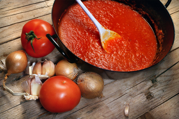 Eat Live Grow Paleo Basics Tomato Sauce