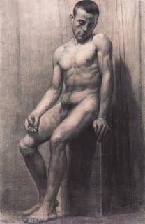 Nu masculí (José Nogué Massó)