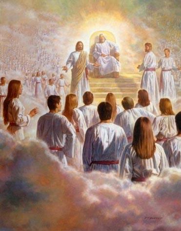 Un témoignage qui nous donne envie de partir pour le ciel !!! ..... Council_in_Heaven