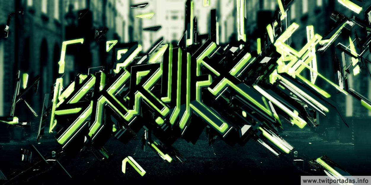Logotipo de Skrillex