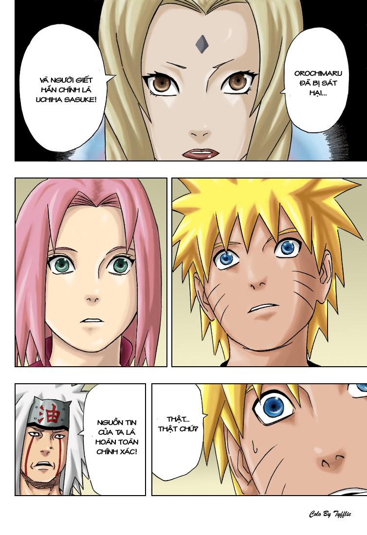 Naruto chap 350.Color Trang 5 - Mangak.info